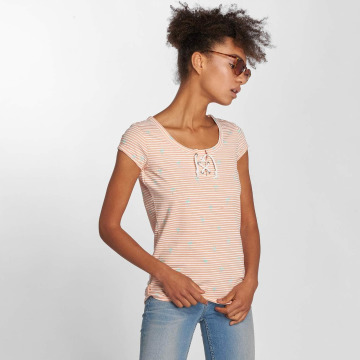 Stitch & Soul t-shirt Flamingo rose