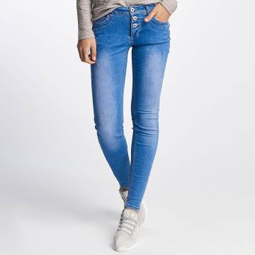 Sublevel Облегающие джинсы Ginevra синий