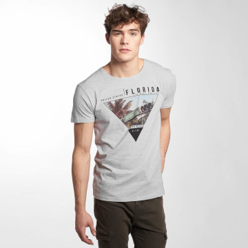 Sublevel Camiseta South Beach gris