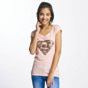 Sublevel Camiseta Superman rosa