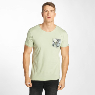 Sublevel Camiseta Palms verde