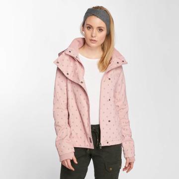 Sublevel Chaqueta de entretiempo Hooded rosa