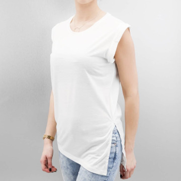 Sublevel Hihattomat paidat Selina valkoinen