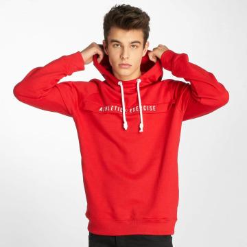 Sublevel Hoodie Athletic röd