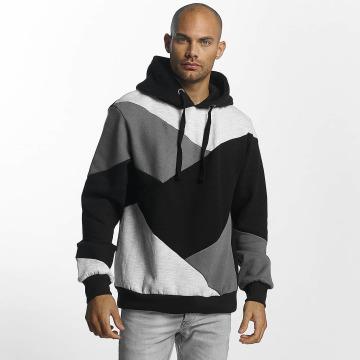 Sublevel Hoody Colour Block schwarz