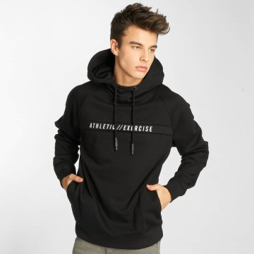 Sublevel Hoody Athletic schwarz