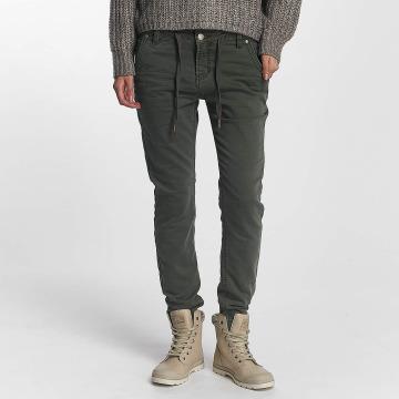 Sublevel Jeans boyfriend Jogg verde