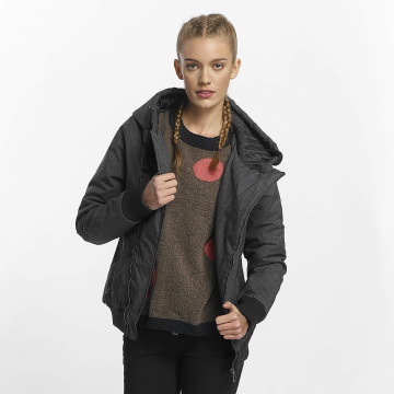 Sublevel Lightweight Jacket Asymmetric black