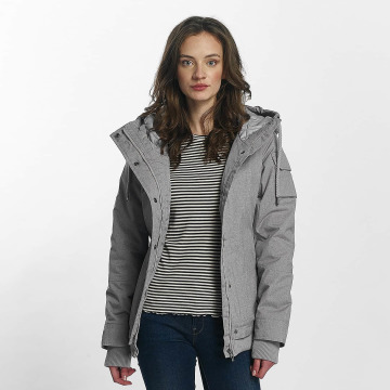 Sublevel Lightweight Jacket Hooded Classic gray