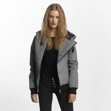 Sublevel Lightweight Jacket Asymmetric grey