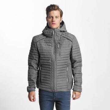 Sublevel Manteau hiver Quilt gris
