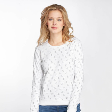 Sublevel Pullover Maritime weiß