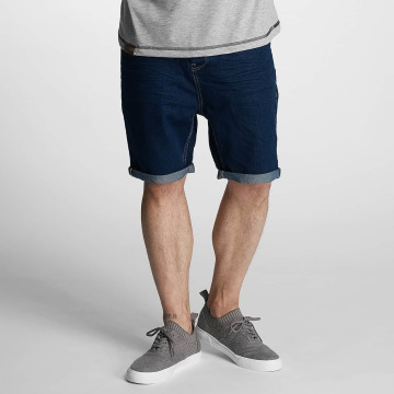 Sublevel Short Haka Five Pocket Denim blue