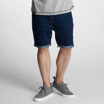 Sublevel Shorts Haka Five Pocket Denim blå