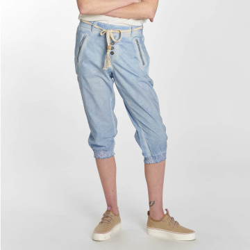 Sublevel Shorts Washed blau