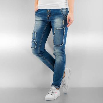 Sublevel Skinny Jeans Daisy blau