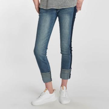 Sublevel Skinny jeans Stripe blauw
