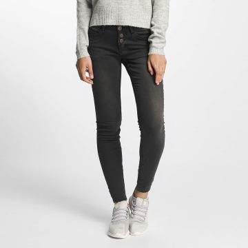 Sublevel Skinny jeans Transparent World zwart