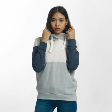 Sublevel Sweat capuche Blocky bleu