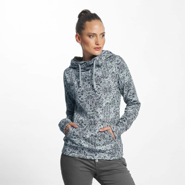 Sublevel Sweat capuche All Over gris