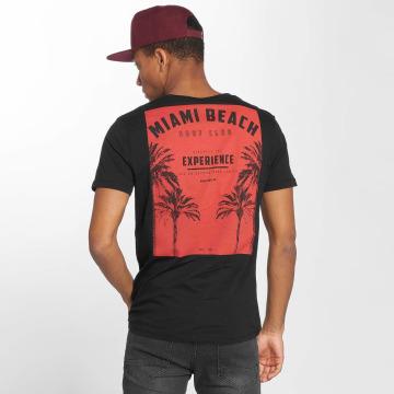 Sublevel T-Shirt T schwarz