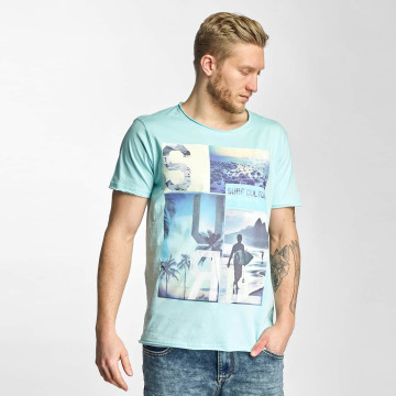 Sublevel T-Shirt Surf Culture turquoise