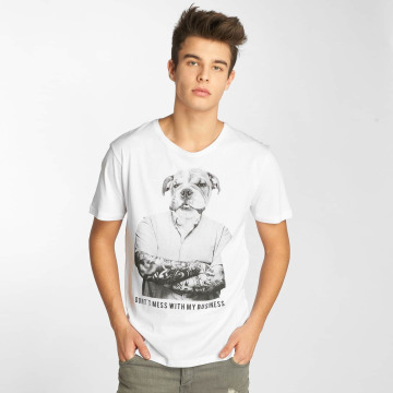 Sublevel T-Shirt Business weiß