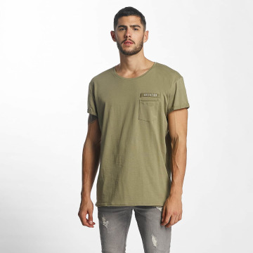 Sublevel T-skjorter NY City oliven