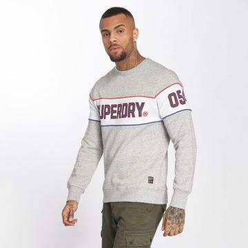 Superdry Jersey Retro Stripe gris