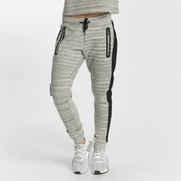Superdry Jogginghose Sport Gym Technical Luxe grau