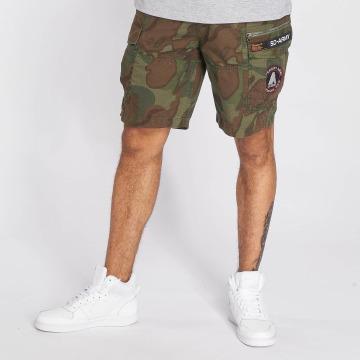 Superdry Pantalón cortos Core Lite camuflaje
