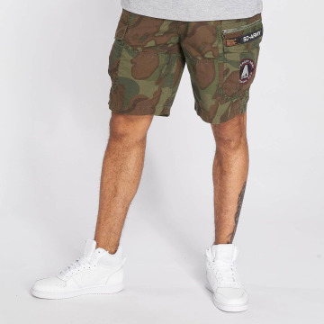 Superdry Shorts Core Lite kamouflage