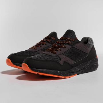 Superdry Sneakers Street Runner svart