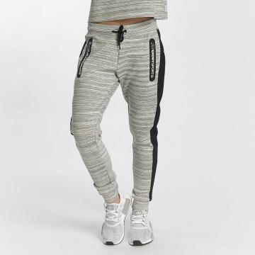 Superdry Spodnie do joggingu Sport Gym Technical Luxe szary