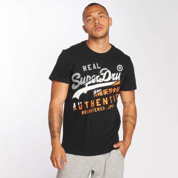 Superdry T-skjorter Vintage Authentic XL svart