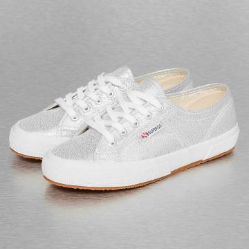 Superga Sneaker 2750 Lamew argento