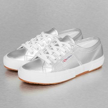 Superga Sneaker 2750 Cotmetu argento