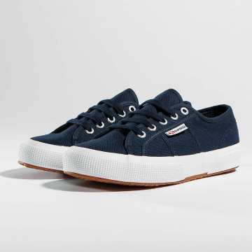 Superga sneaker 2750 Cotu blauw