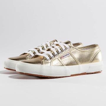 Superga Sneakers 2750 Cotmetu gold colored