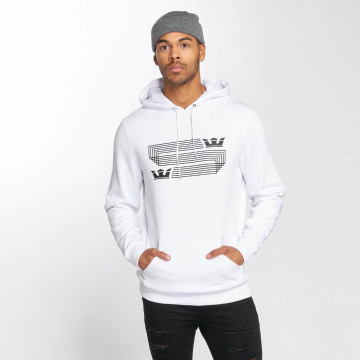 Supra Hoodie Linked Crown white