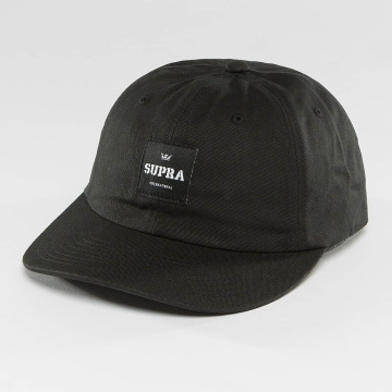 Supra Snapback Label Slider èierna