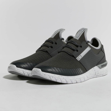 Supra Sneaker Flower Run grau
