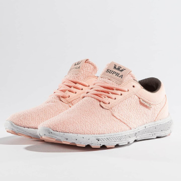 Supra Sneaker Hammer Run rosa chiaro
