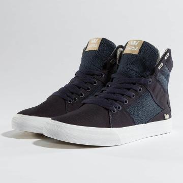 Supra Sneakers Aluminium blå
