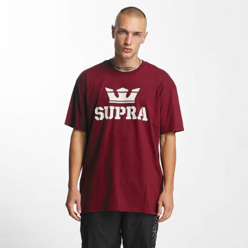 Supra t-shirt Above rood
