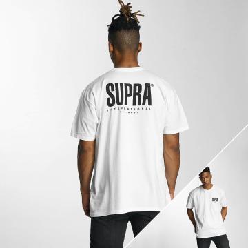 Supra T-Shirt Registered white