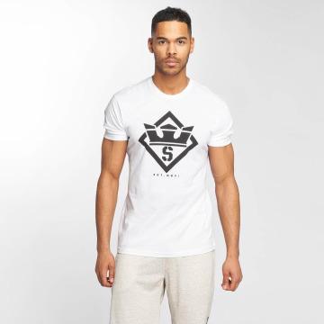 Supra T-Shirt Stencil white