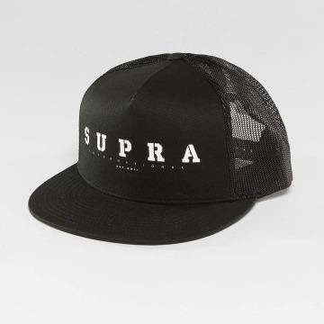 Supra trucker cap Heritage zwart