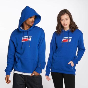 Sweet SKTBS Bluzy z kapturem SKTBS Pepsi Can Logo niebieski