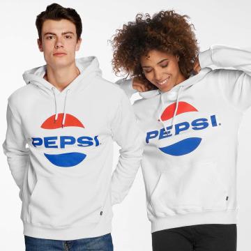Sweet SKTBS Hoodie Pepsi Logo vit